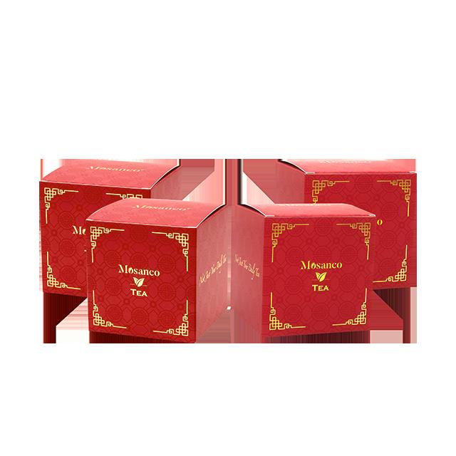 Mosanco Tea – Original (4 Boxes; 15 Sachets x4)