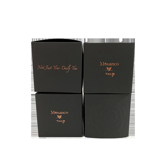 Mosanco Tea – Rose (4 Boxes; 15 Sachets x4)